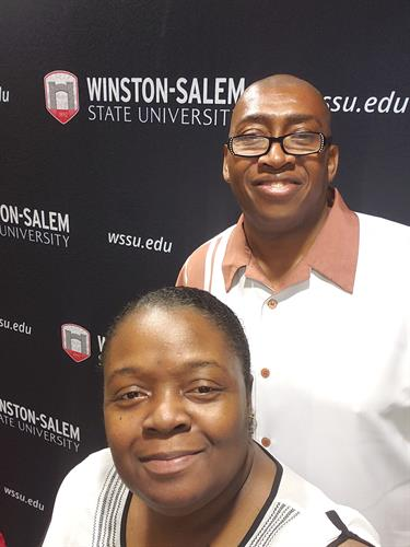 Vendor at WSSU for students and staff,Health Awareness 2018-2019