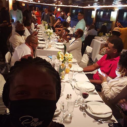 Dinner Yacht Cruise Miami, FL business trip