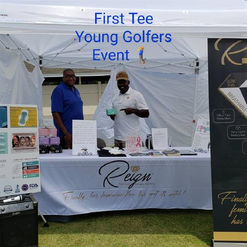 First Tee Young Golfers Event May 2021