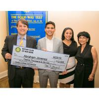 Rotary Funds Four Year Scholarship to NBHS Student