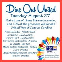 Dine Out for United Way