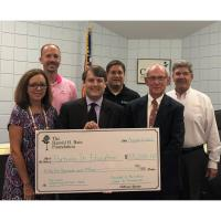 Partners in Education was selected as grant recipient for $55,000