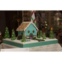 Third Annual Gingerbread House Contest
