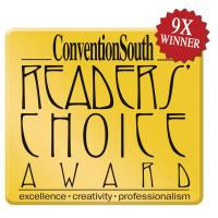 New Bern-Craven County Convention & Visitor Center Is Honored With Convention South' Annual Readers'