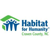 Delta Sigma Theta Sorority, New Bern Chapter, presents donation to Habitat for Humanity of Craven County