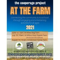 The Cooperage Project presents At The Farm