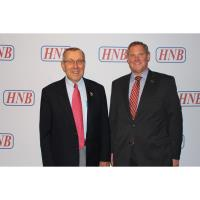 Burlein Honored for 50 Years of Service to HNB