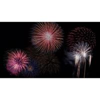 Greater Honesdale Partnership's Fireworks Show Revived by  Adams Hardscape and Excavation