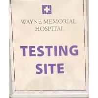 Wayne Memorial Cuts Back  COVID Testing Days at Fairgrounds