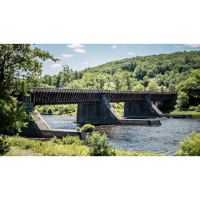 Delaware and Hudson Canal gets National Park Service funding to update  National Historic Landmark (