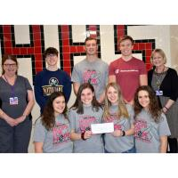 """""""Shooting for a Cure – Hoops for Hope""""  Games Benefit WMH Patients"""