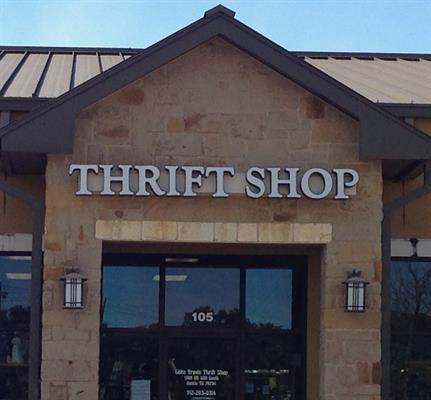 Ladies of Charity Lake Travis Thrift Shop