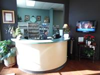 Front desk at Bee Cave Dental Center Austin, TX 78738