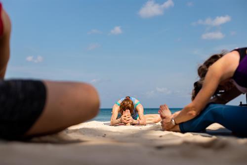 Teaching at Secrets in Cozumel