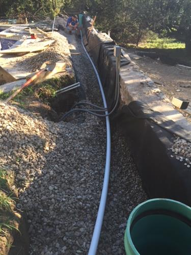 Water Line Installation