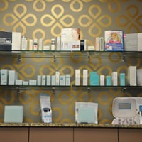 Just a few of the advanced skin care products offered at Fresh Dermatology