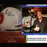 Charity Event: Cure Duchenne with Vince Young & Johnny Carino's