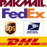 FedEx UPS USPS DHL