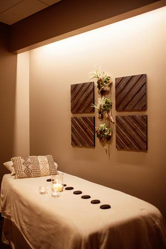 Our treatment rooms await you for Acupuncture or Massage.