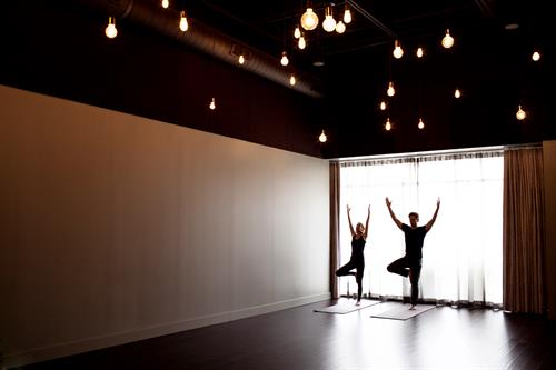 Join us for Yoga in our beautiful studio