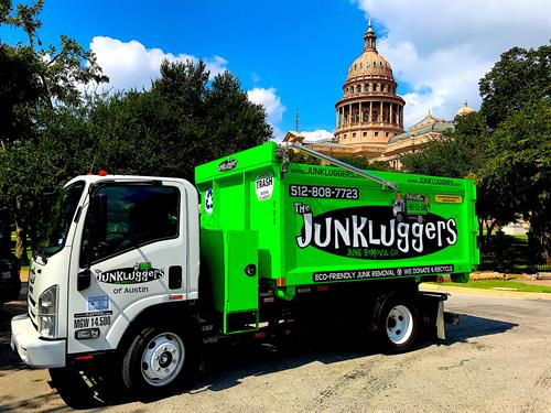 Junk removal in Lake Travis and Austin