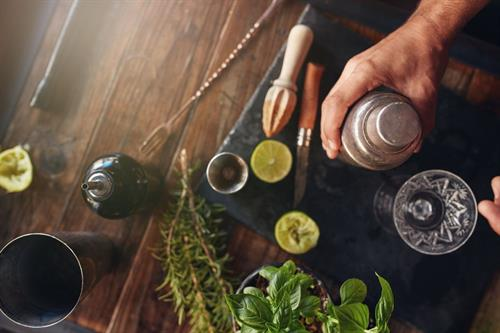 In-Home Bartending Classes