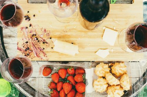 Wine Tastings & Food Pairings