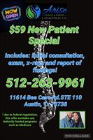 Arise Family and Injury Chiropractic - austin