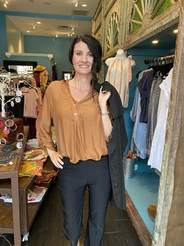 Tops, Jackets, Pants - now arriving for fall