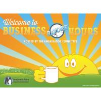 April 2019 Business Before Hours For Members