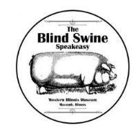 Blind Swine Speak Easy
