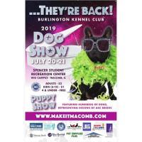2019 Burlington Kennel Club Dog Show