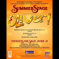 SummerStage: Oliver