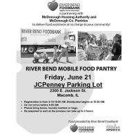 River Bend Mobile Food Pantry