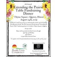 Extending the Prairie Table Fundraising Dinner