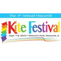 5th Annual Macomb Kite Festival