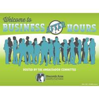 June Business After Hours at Macomb Airport