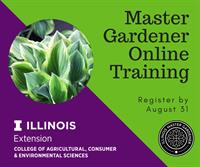 For The University Of Illinois Extension Master Gardener Program, The Last  Four Decades Can Be Measured By The Millions Of Volunteer Hours Given To  Help ...