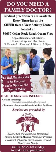 La Red Health Center is for Everyone!