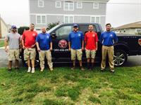 Our wonderful team of service technicians, installers, and salesmen