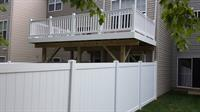 Vinyl Deck and PrivacyFence