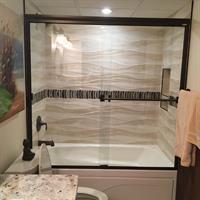 Complete Shower/Tub Design & Build - Ocean City, MD