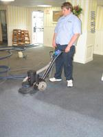 Hot water ectraction (commercial cleaning)