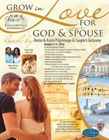 Italy Couples Pilgrimage & Get Away