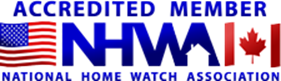 Accredited Member National Home Watch Association