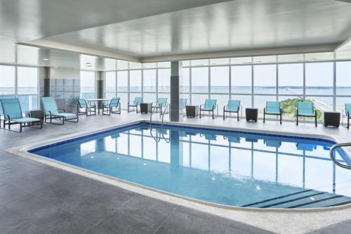 Indoor Pool - Eighth Floor