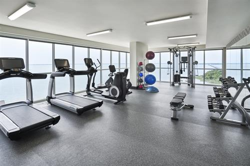 Fitness Room - Seventh Floor