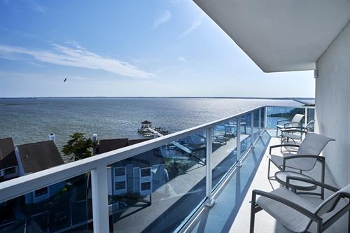 Bayfront Balcony