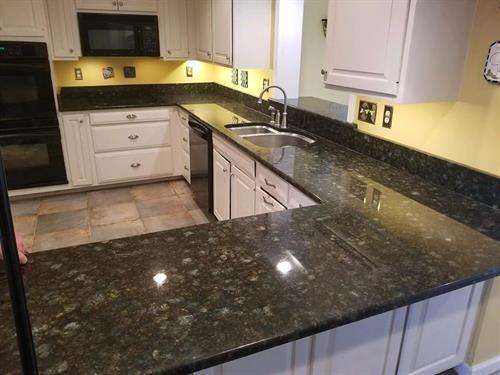 Renewed Granite Countertop