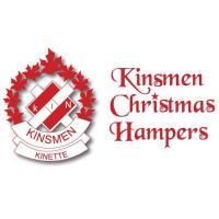 Kinsmen & Kinettes Christmas Hampers